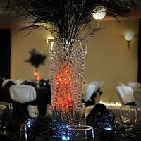 Beauty, Ceremony, Reception, Flowers & Decor, Cakes, white, yellow, red, purple, brown, black, gold, cake, Ceremony Flowers, Flowers, Hair, Draping, Crystal, Covers, Balls, Chaor