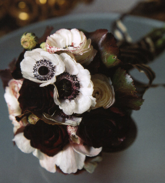 Bride Bouquets, Glam Wedding Flowers & Decor, Vintage Wedding Flowers & Decor, Winter Wedding Flowers & Decor
