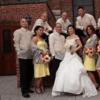 Beauty, Flowers & Decor, Wedding Dresses, Fashion, yellow, silver, dress, Makeup, Flowers, Hair, Inspiration board, Flower Wedding Dresses