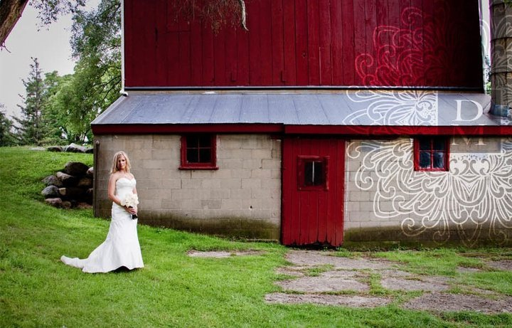 Rustic, Portraits, Bridal, Outdoors