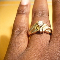 Jewelry, yellow, gold, Engagement Rings, Ring