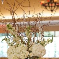 Reception, Flowers & Decor, white, gold, Flowers, Jaryce21