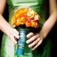 Ceremony, Reception, Flowers & Decor, white, yellow, orange, red, blue, green, brown, black, silver, Ceremony Flowers, Flowers, Inspiration board