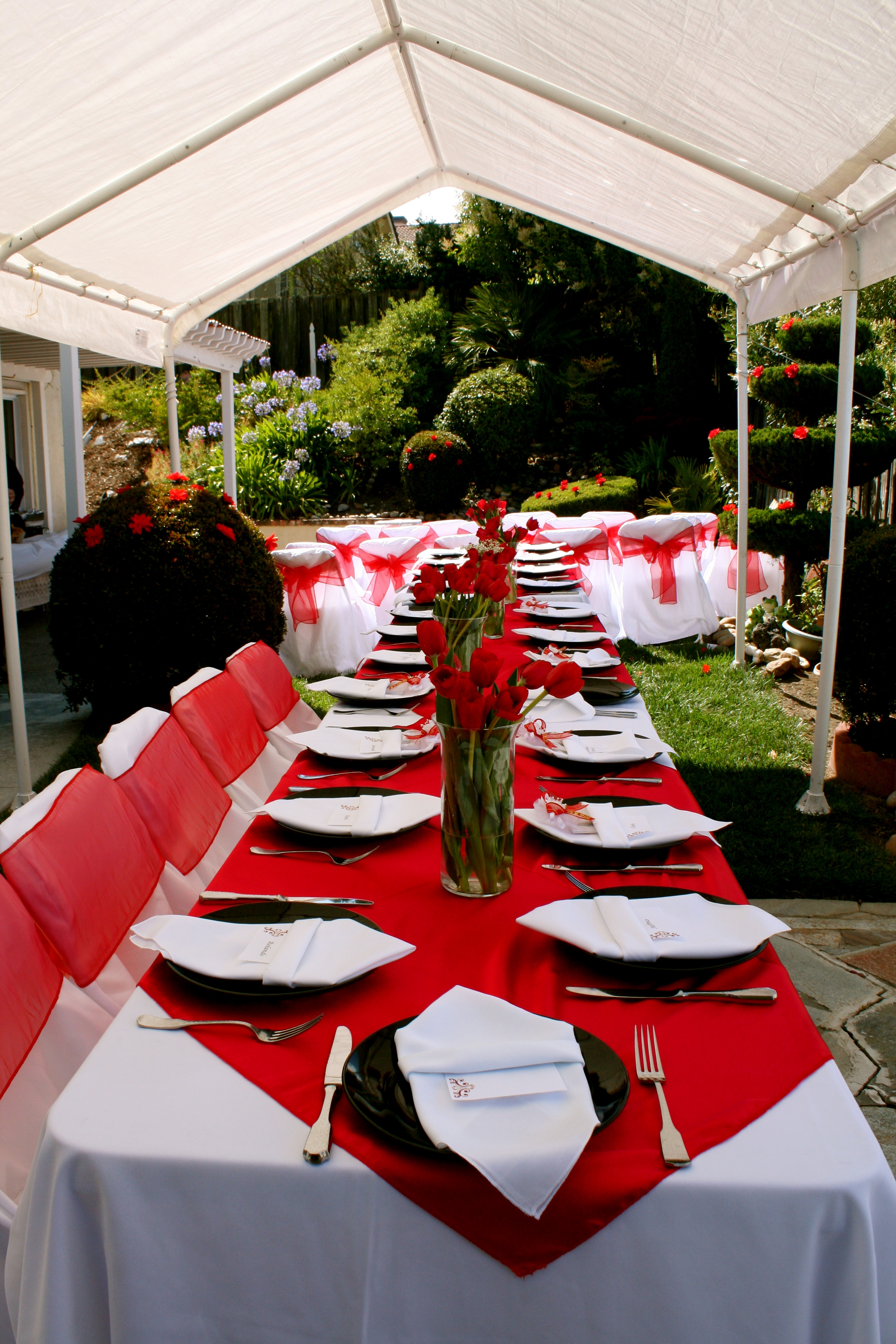 Reception, Flowers & Decor, white, red, black, Flowers, Inspiration board