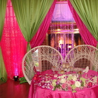 Reception, Flowers & Decor, pink, green, Flowers, Inspiration board