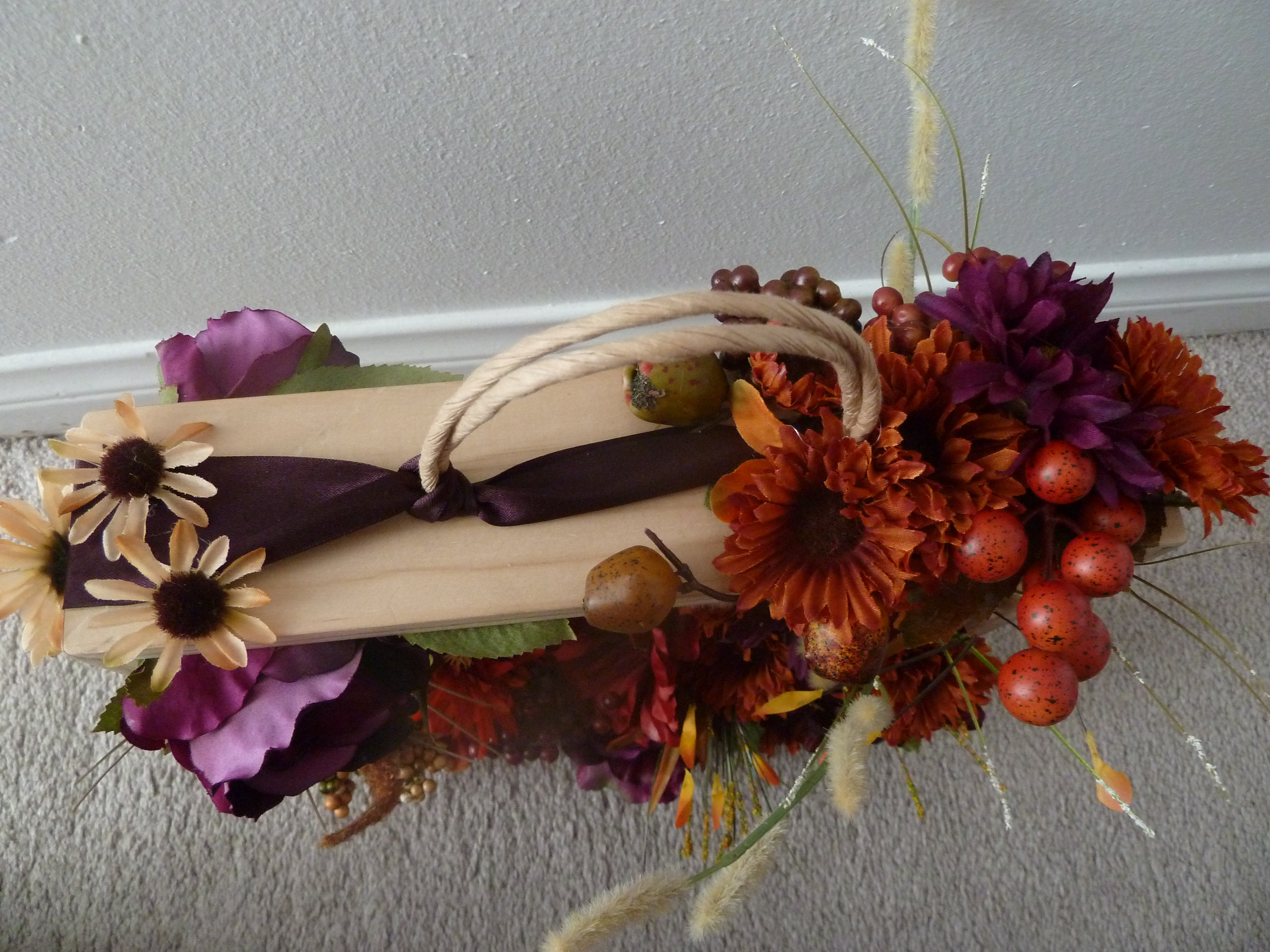 Flowers & Decor, Fall, Rustic, Flowers, Fall Wedding Flowers & Decor, Flower, Box