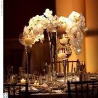 Reception, Flowers & Decor, white, Centerpieces, Centerpiece