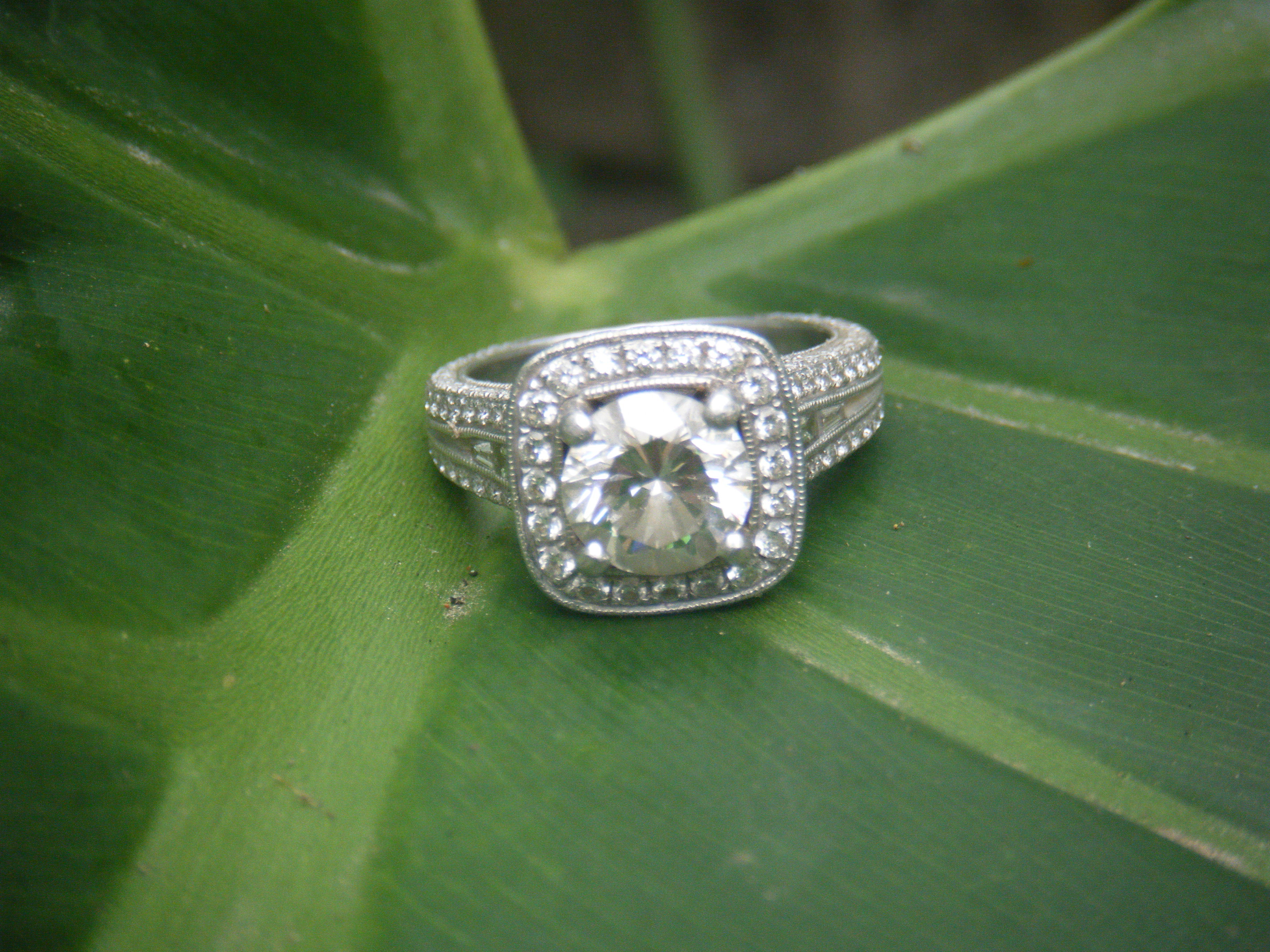 Jewelry, green, Engagement Rings, Ring