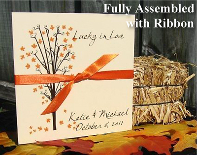 Reception, Flowers & Decor, Favors & Gifts, ivory, orange, gold, Favors, Fall, Wedding, Decorations, Autum