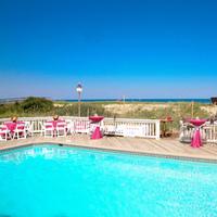 Reception, Flowers & Decor, pink, Pool