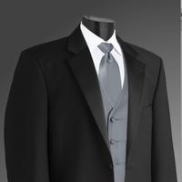 Fashion, Men's Formal Wear, Groomsmen, Tux