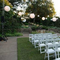 Ceremony, Flowers & Decor, venue, Garden, Dallas, Arboretum, Sunken