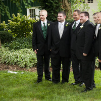 Ceremony, Flowers & Decor, white, green, silver, Ceremony Flowers, Flowers