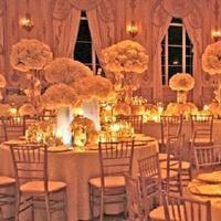 Reception, Flowers & Decor, white, gold, Flowers