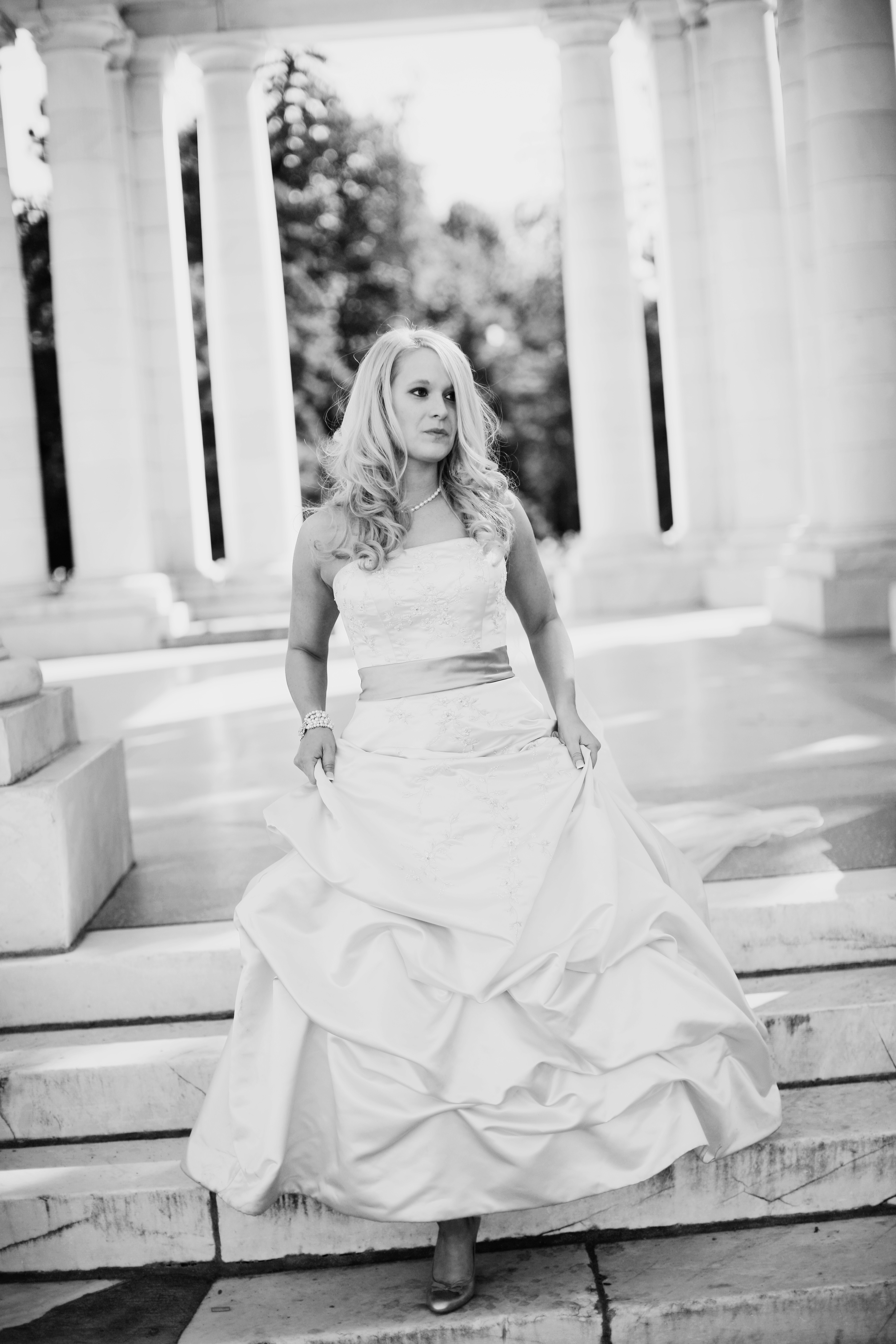 Wedding Dresses, Fashion, white, black, dress, The, Rock