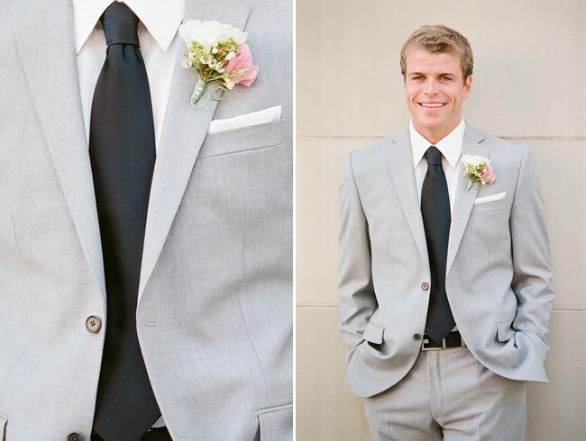 Groom, Grey, Attire
