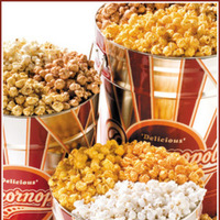 Favors & Gifts, white, red, black, favor, Favors, Buffet, Popcorn