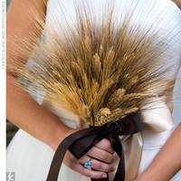 Ceremony, Flowers & Decor, Ceremony Flowers, Bride Bouquets, Flowers, Bouquet, Wheat