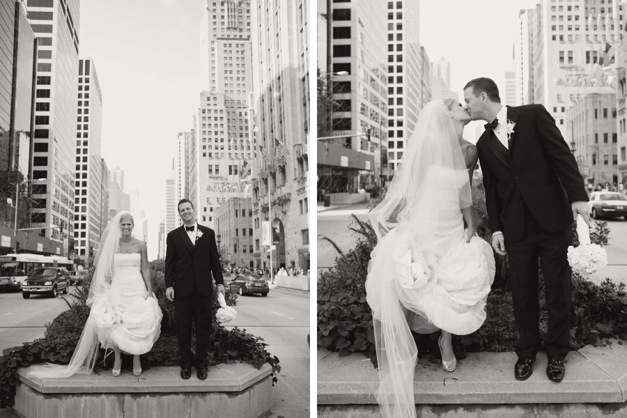 white, black, Bride, City, Groom, And, Photos, Inspiration board, Chicago