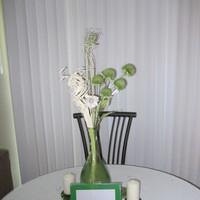Reception, Flowers & Decor, green, Centerpieces, Centerpiece, Inspiration board