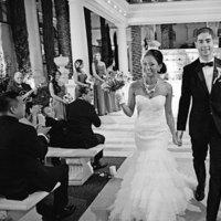 Beauty, Ceremony, Reception, Flowers & Decor, Jewelry, Wedding Dresses, Shoes, Fashion, white, green, dress, Makeup, Ceremony Flowers, Flowers, Hair, Flower Wedding Dresses
