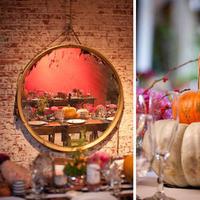 Ceremony, Reception, Flowers & Decor, orange, green, gold, Inspiration board