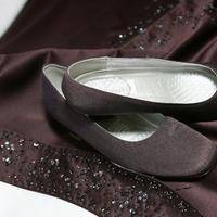 Wedding Dresses, Shoes, Fashion, white, brown, dress