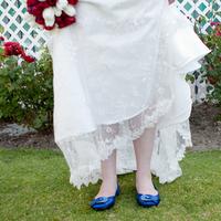 Wedding Dresses, Shoes, Photography, Fashion, white, blue, dress, Hollis, Cari