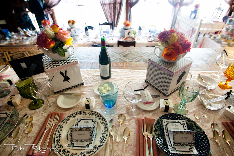 Reception, Flowers & Decor, Registry, white, yellow, pink, blue, green, Place Settings, Drinkware, Flowers, Napkins, Glasses, Place, Inspiration board, Plates, Settings, Silverwear, Reabbits