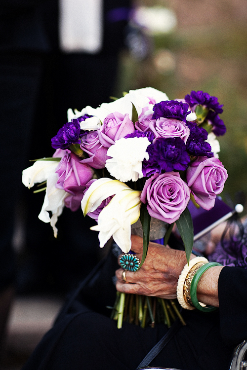 Ceremony, Reception, Flowers & Decor, white, purple, blue, brown, Ceremony Flowers, Bride Bouquets, Bride, Flowers, Ribbon, Inspiration board