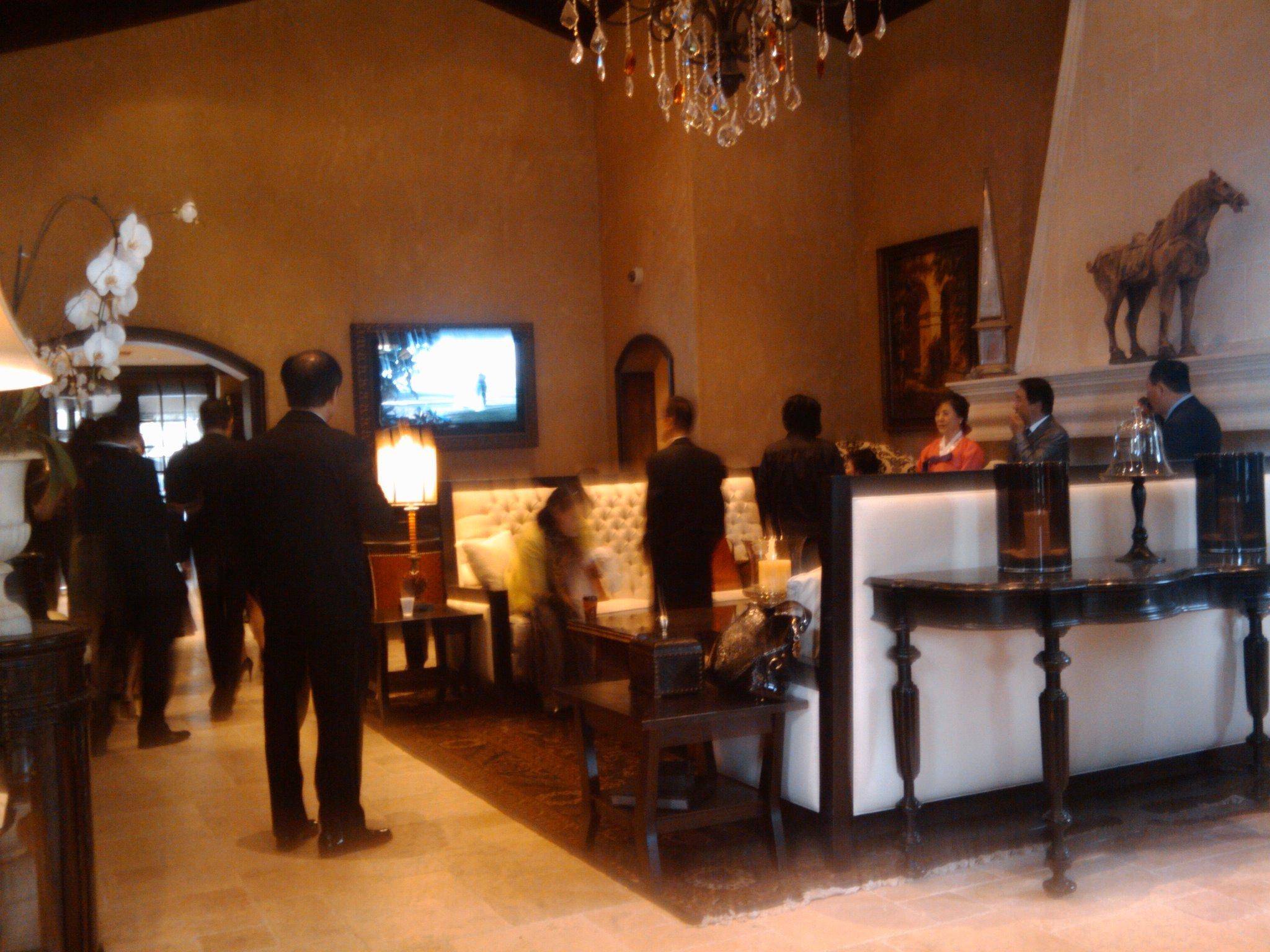 Hotel, Lobby, Inn, Westlake, Village