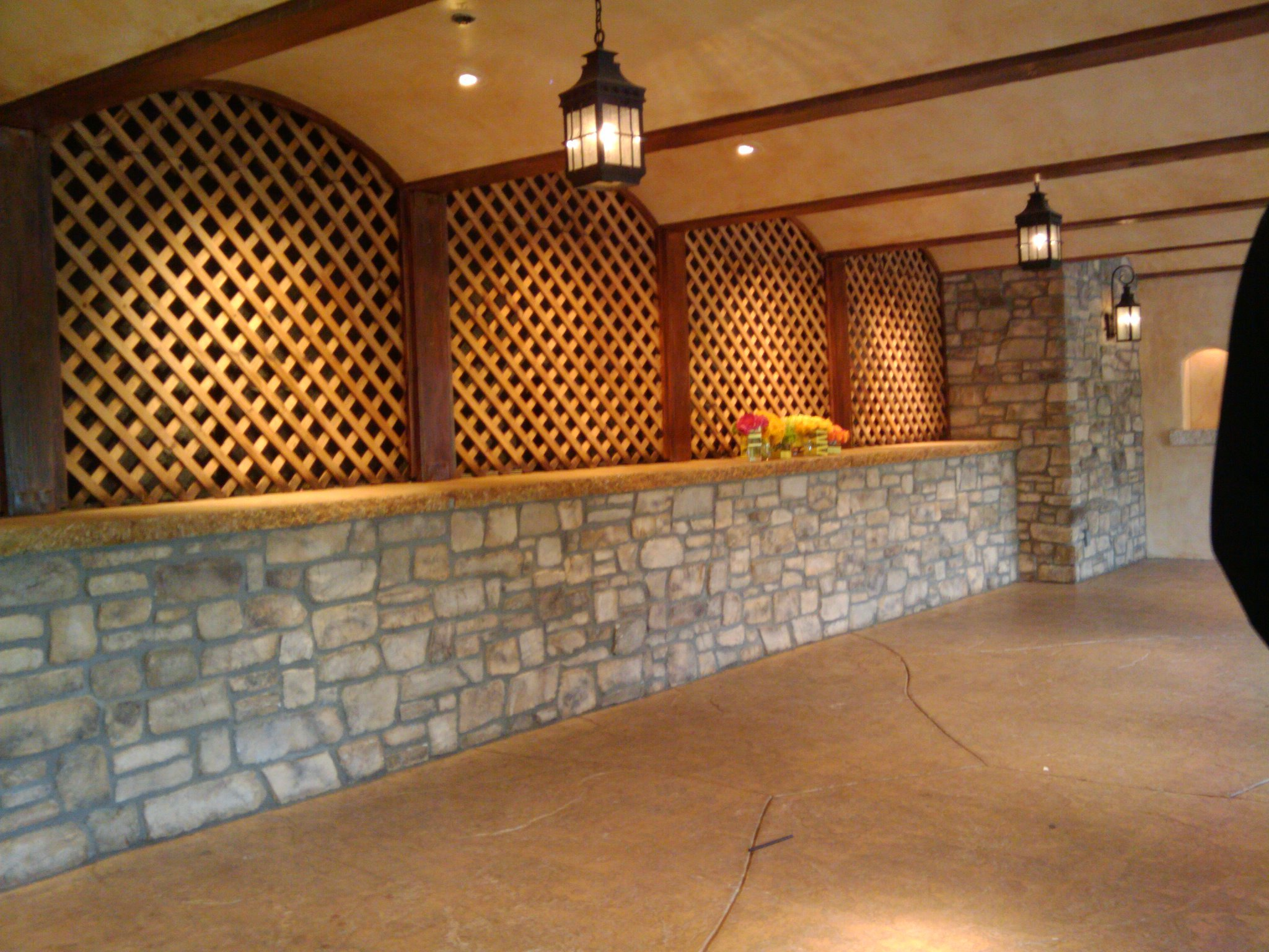 Reception, Flowers & Decor, Wine, Cellar