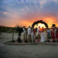 Ceremony, Flowers & Decor, white, yellow, orange, pink, purple, Inspiration board