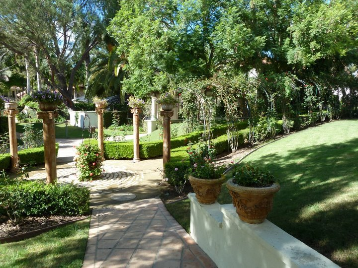 Ceremony, Reception, Flowers & Decor, Westlake village inn
