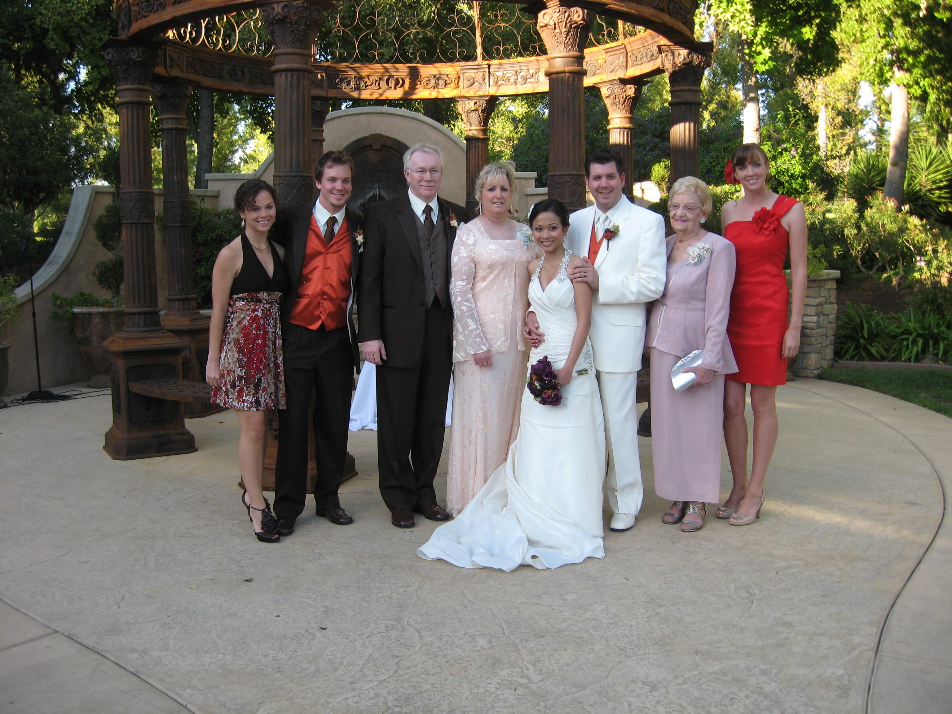 Ceremony, Reception, Flowers & Decor, Pre-ceremony