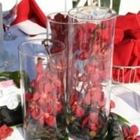 Reception, Flowers & Decor, pink, purple, Flowers, Inspiration board