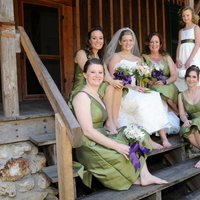 Bridesmaids, Bridesmaids Dresses, Vintage Wedding Dresses, Fashion, green, Vintage, Rustic, Wedding, Party, Farm, Antique, rustic wedding dresses