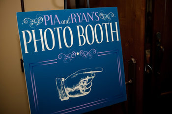 Ceremony, Reception, Flowers & Decor, blue, green, black, Photobooth, Inspiration board, Sign, Point