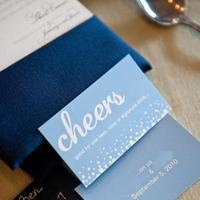 Reception, Flowers & Decor, Favors & Gifts, blue, green, Favors