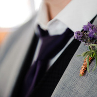 Ceremony, Reception, Flowers & Decor, Men, purple, green, Ceremony Flowers, Flowers, Flower, Groom, Inspiration board, Grooms, Bout