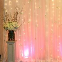 Reception, Flowers & Decor, white, brown, Flowers