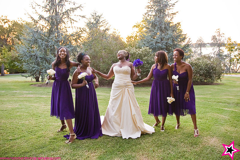 Bridesmaids, Bridesmaids Dresses, Fashion, purple, Bride, Dallas, Arboretum