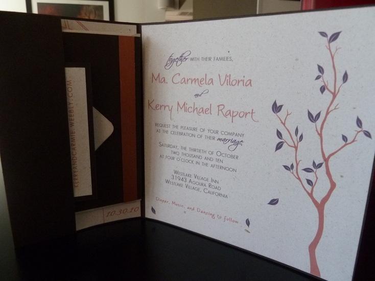 Stationery, invitation, Invitations, Pocketfold