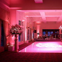 Reception, Flowers & Decor, pink