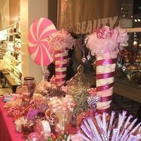 Reception, Flowers & Decor, Favors & Gifts, white, pink, black, Favors