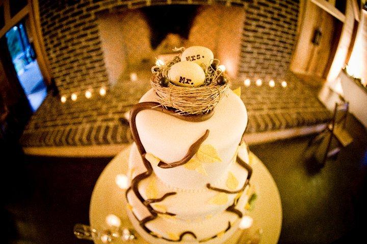 Cakes, cake, Nest, Topper