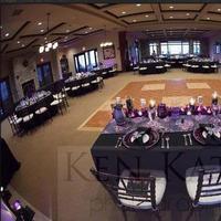 Ceremony, Reception, Flowers & Decor, white, purple, black, venue, Inspiration board