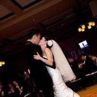 Reception, Flowers & Decor, Wedding Dresses, Fashion, white, purple, black, dress, Inspiration board