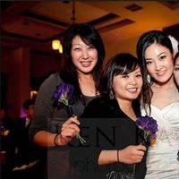 Reception, Flowers & Decor, white, purple, black, Bride Bouquets, Flowers, Bouquet, Toss, Inspiration board