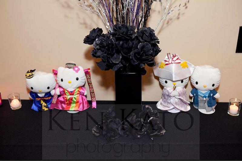 Reception, Flowers & Decor, white, purple, black, Table, Placecard, Inspiration board
